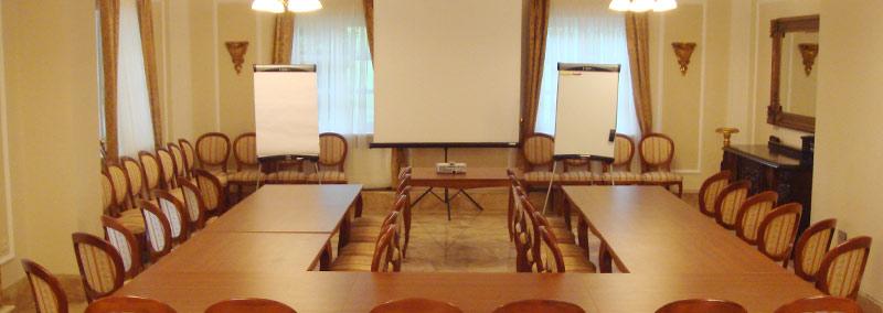 Konferencje w Pałac-u Śmiłowice