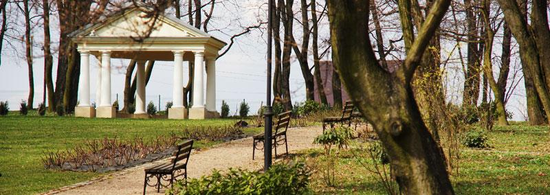 Ogród i Park