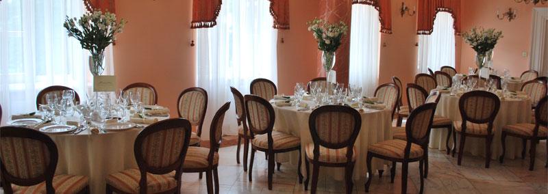 Restauracja Pałac Śmiłowice